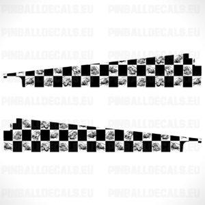 Indianapolis 500 – Sideboard Pinball Blades